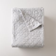 Diamond Ticking Quilt – Schoolhouse Electric & Supply Co.