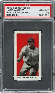 Black Swamp Baseball Card find headlines Heritage sale. Click the picture to read more.