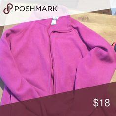 Columbia women's fleece jacket Purple fleece jacket -Columbia Jackets & Coats