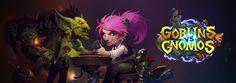 La actualización de Hearthstone: Goblins vs. Gnomos llegara el próximo 9 de diciembre