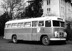 Ikarus 311 '1963–72 New Bus, Busses, Commercial Vehicle, Old Trucks, Car Ins, Old Cars, Airplanes, Budapest, Cars And Motorcycles