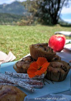 Salbei- Tomaten-Muffins - Rezept und weitere Tipps jetzt auf dem Blog