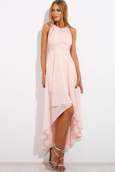 Always And Forever Maxi Dress, Baby Pink, $65 + Free express shipping http://www.hellomollyfashion.com/always-and-forever-maxi-dress-baby-pink.html