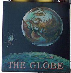 Globe - High Street, Codicote, Herts, UK.