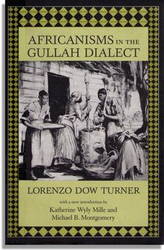 Turner published his classic work Africanisms in the Gullah Dialect in 1949, making an immediate impact on established academic thinking. His study of the origin, development and structure of Gullah was so convincing that scholars quickly accepted his thesis that GULLAH IS STRONGLY INFLUENCED BY AFRICAN LANGUAGES. Many scholars have followed Turner over the years in researching the AFRICAN ROOTS OF GULLAH LANGUAGE AND CULTURE.