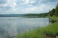 Lake Hinkle, near Waldron