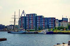 https://flic.kr/p/z3VAzZ | Rostock Allemagne août 2015 - 130 Unterwarnow, Kröpeliner-Tor-Vorstadt