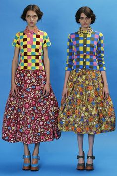 Marc Jacobs' Kaleidoscope of Color and More Resort 2013 from Rebecca Minkoff, Burberry Prorsum, Donna Karan - theFashionSpot