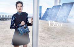 Marion Cotillard for Dior   Nails by Miwa Kobayashi {@miwanails}