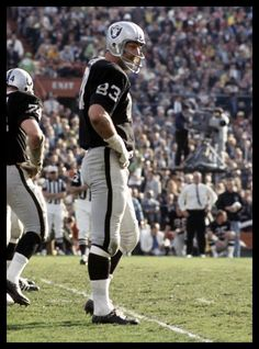 The Original Big Ben ....  3-time Pro Bowler & 1-time First-Team All-Pro, A Raider Legend! 1967 AFL Champion