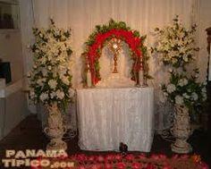 altares para corpus christi - Buscar con Google