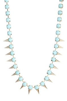 Sexy Spike Necklace for Spring