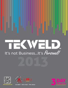 2013 Full Line Catalog from Tekweld