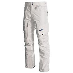 Volcom Boundary Gore-Tex® Performance Shell Snowboard Pants - Waterproof (For Men)  $204.95
