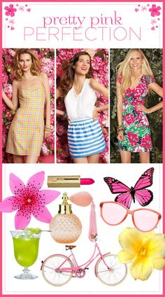 Lilly Pulitzer spring 2012 is ALL about the pretty!