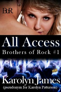 SERIE BROTHERS OF ROCK - LIBROS 1 Y 2 - KAROLYN JAMES