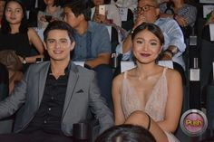 From stars, shows, movies and music, get your daily dose of the hottest showbiz news with PUSH! James Reid, Nadine Lustre, Jadine, Beautiful Pictures, Abs, Couples, People, Night, Fashion