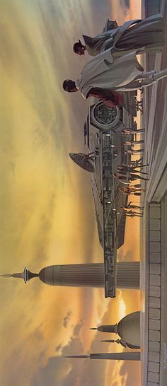 Star Wars 19 Ralph Mc Quarrie