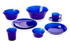 One Kings Lane - Tried & True Blue dishware