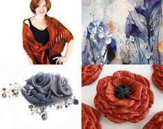 In Love! ♥ ♥ ♥ by Marina Lubomirsky on Etsy--Pinned with TreasuryPin.com