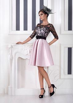 Vestidos de fiesta y madrina 2017 – Vertize Gala Blue Moon, Mother Of The Bride, Couture, Chic, Mamma, Bride Dresses, Clothes, Fashion, Party