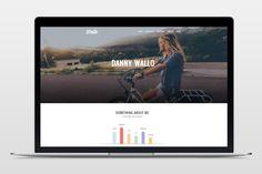 Wallo - Onepage Wordpress Theme by vsthemes on Creative Market