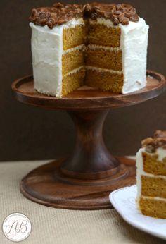 pecan praline pumpkin cake more bundt cakes cupcakes cake cakes pies ...
