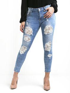 03c1a612b As 18 melhores imagens em Jeans Mulher