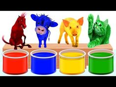 Learn Colors with Thomas and friends - Finger Family Songs Nursery Rhymes - YouTube