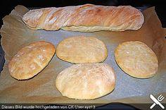 Pita - Brot - http://back-dein-brot-selber.de/brot-selber-backen-rezepte/pita-brot/