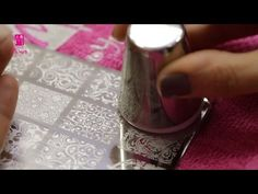 NAIL STAMPING - HOW TO USE MOYRA STAMPING PLATES - YouTube