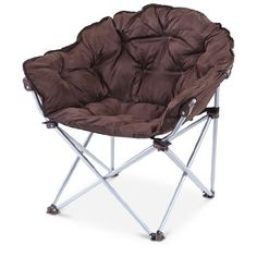 Padded Camping Chair Walmart Dining Table And Chairs 37 Best Folding With Footrest Images Mac Sports Foldable Club Chocolate Http Www