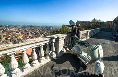Napoli - Panorama da San Martino - Naporama - Foto di Napoli