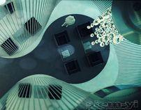 Siem-yi Portfolio by Cristobal Manzanares - Siem-yi, via Behance