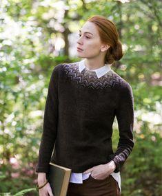ISSUU - Brooklyn Tweed   Wool People 8 by Brooklyn Tweed