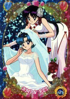 Naoko Takeuchi, Toei Animation, Bishoujo Senshi Sailor Moon, Ami Mizuno, Rei Hino