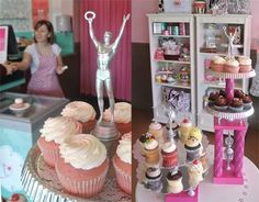 Wonder what to do with all those trophies you have in boxes from your kids days in sports, etc.? Here are some GREAT ideas....Repurposed Trophies: Cupcake Stands, Coat rack, etc...