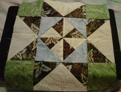 Quilt block of the month 7