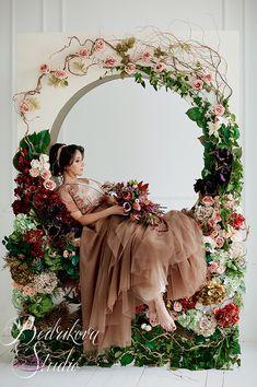 Свадьба, вдохновленная искусством, или Когда невеста — профессионал!