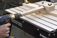 Dowel Making Jig - The Woodworkers Institute …