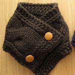 40+ Free Cowl & Neck Warmer Patterns: {Knitting}