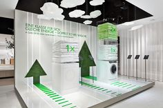 product and protagonist | electrolux by D'art Design Gruppe, via Behance