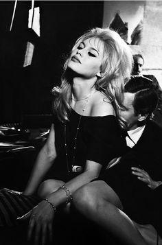 Brigitte Bardot in The Truth (1960). Director: Henri-Georges Clouzot.