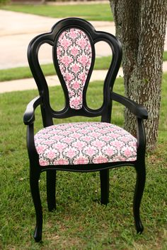big surprise -- i love everything about this chair.