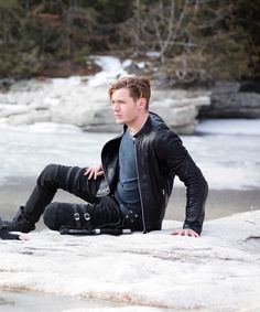 No one except Jace Herondale will look that good getting out of a lake