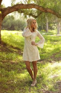 Heaven Sent Dress BeInspiredBoutique.com