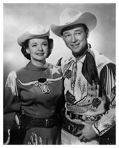What kid from the 50's doesn't remember Roy Rogers and Dale Evans?