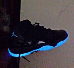 Gamma 11 The Sole At The Bottom Custom Made And They Hot Im Get Em idgaf