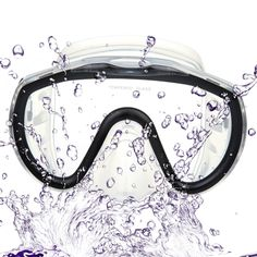 Adult Scuba Diving Mask Goggles Swimming Diving Snorkeling Glass Equipment Toughened Tempered Glass