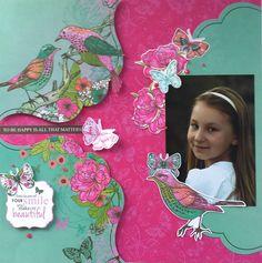 Kaisercraft Fly Free - Amanda Baldwin